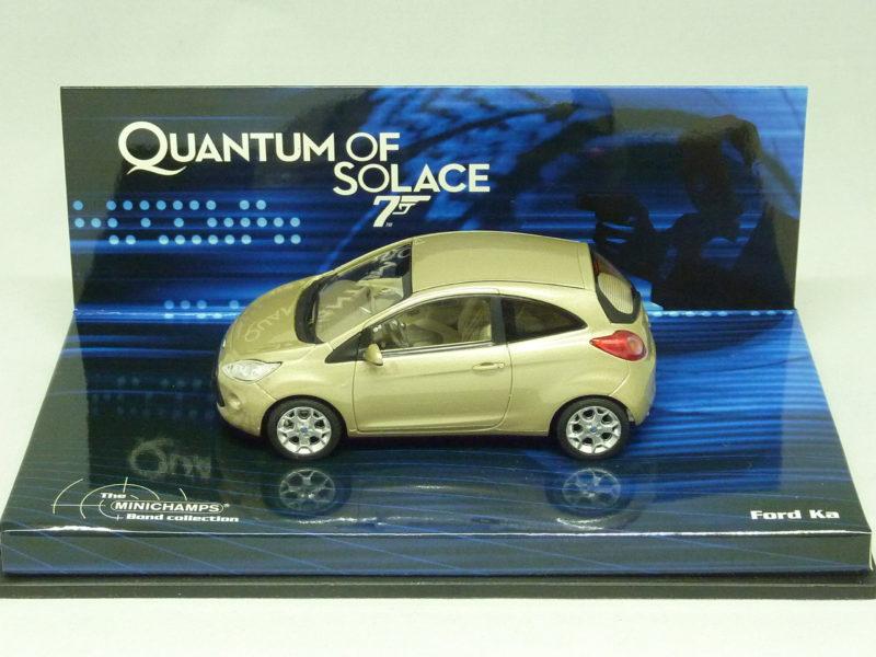 Ford Ka  Quantum Of Solace